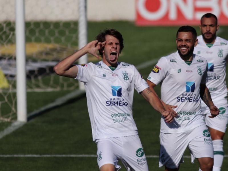 América-MG, Oeste, CRB e CSA vencem seus jogos pela Série B do Brasileirão