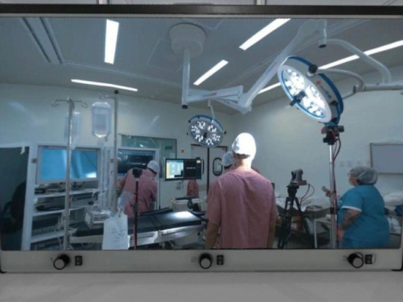 Primeira cirurgia gravada em 360º no Brasil é de hospital baiano da Rede Ebserh