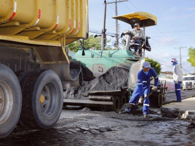 Projeto exige que pavimentação de via seja precedida por instalação de drenagem pluvial