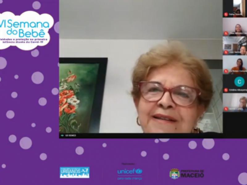De forma virtual, Prefeitura de Maceió inicia VI Semana do Bebê