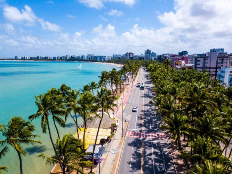 Black Friday: Maceió foi o segundo destino mais vendido do Brasil na Decolar
