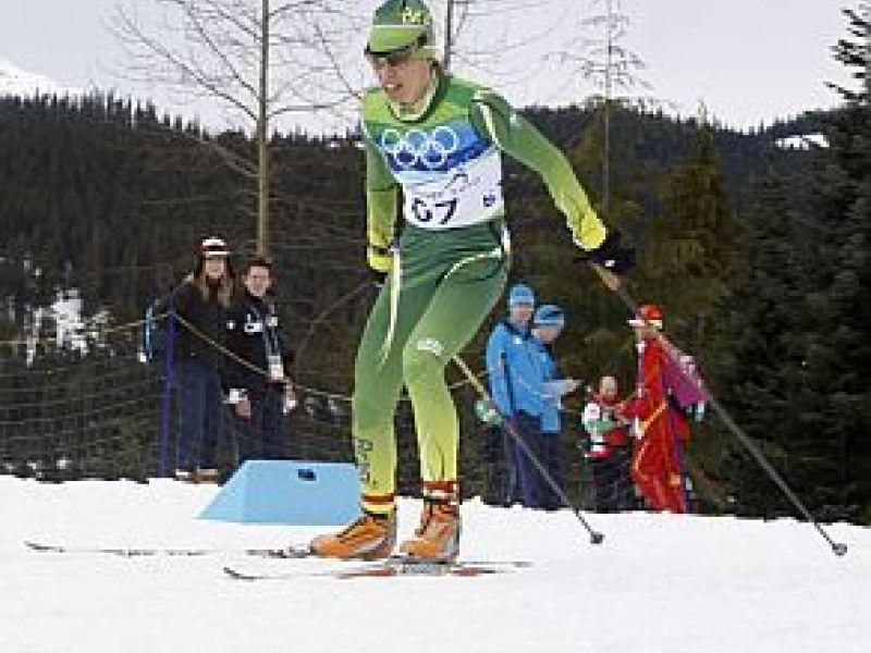 Brasileira fica em 67º nos Jogos de Inverno