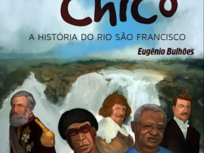 Escritor penedense lança o livro Guerreiros do São Francisco: a história do Rio São Francisco