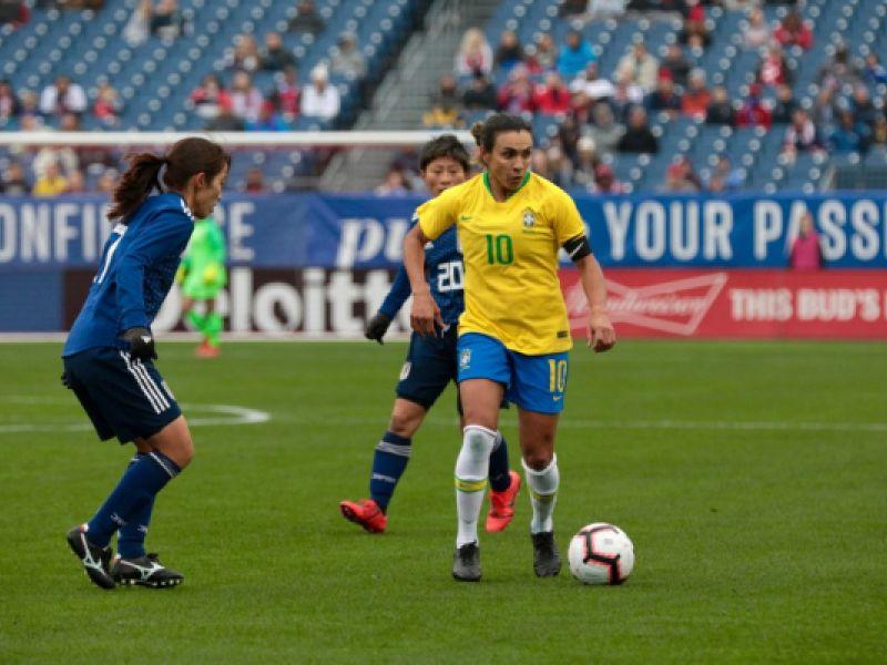 Seleção Feminina enfrentará Estados Unidos, Japão e Canadá no Torneio She Believes