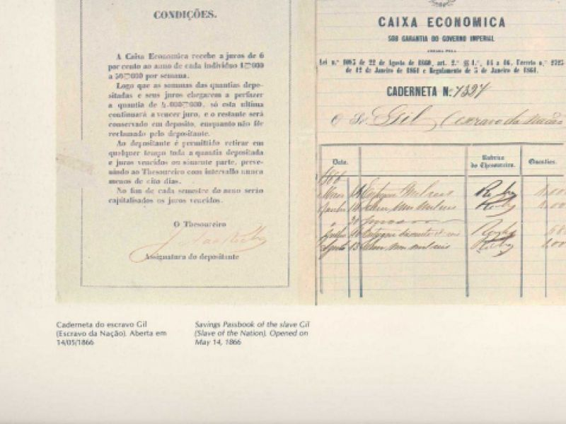 Caderneta de poupança completa 160 anos