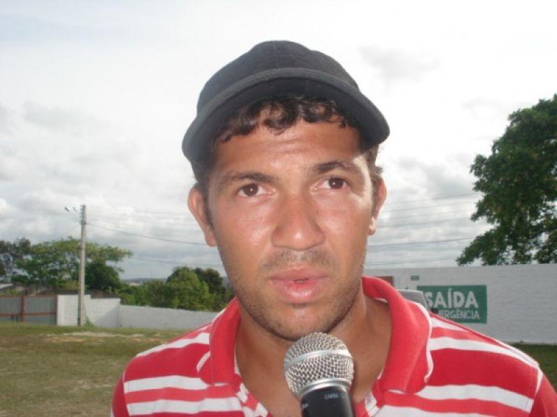Penedense apresenta Bruno Carvalho como novo reforço