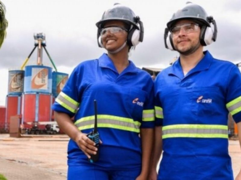 Usina Coruripe divulga oportunidades de trabalho para cargos de níveis médio e superior