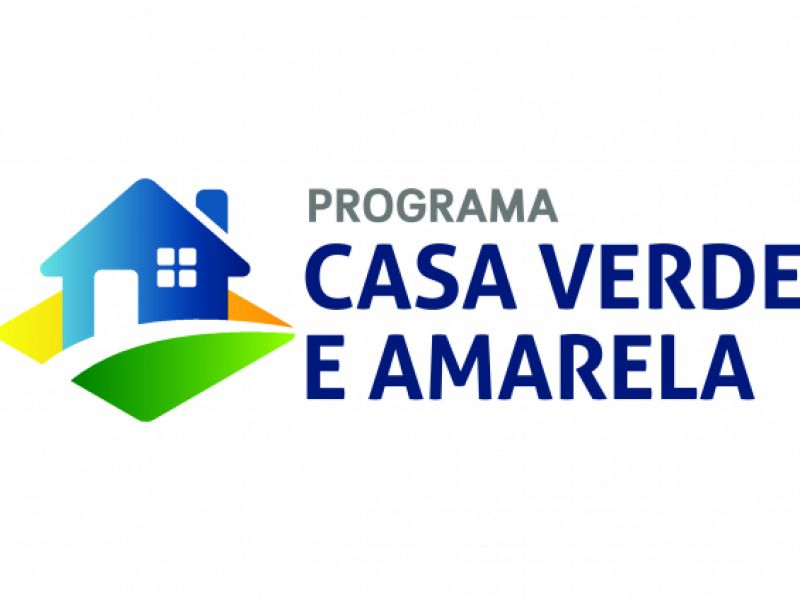 Sancionada lei que institui o Programa Casa Verde e Amarela em todo o Brasil