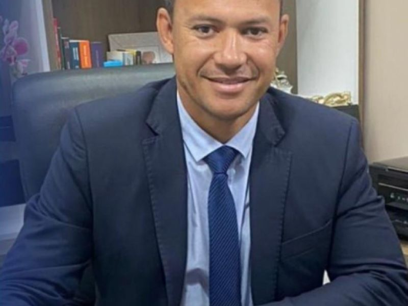 Ex-vereador Fagner Matias (PSDB) será o novo controlador da Câmara Municipal de Penedo