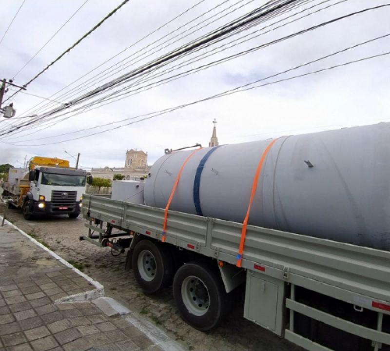 Santa Casa de Penedo recebe Estação de Tratamento de Efluentes para ser usada no setor de hemodiálise