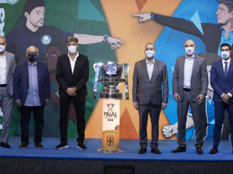 Palmeiras x Grêmio: definidos os mandos da Final da Copa do Brasil 2020