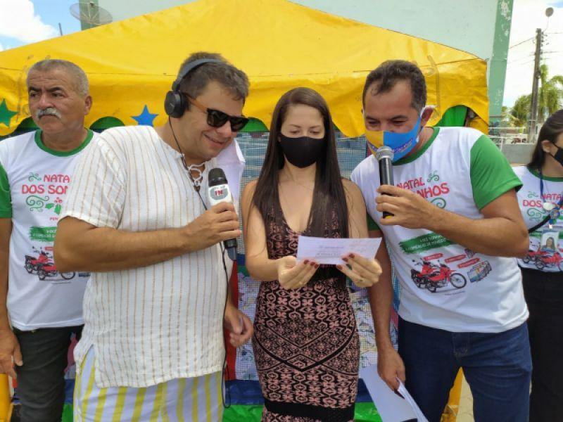 """Veja quem são os sortudos da campanha """"Natal do Sonhos"""" em Penedo"""