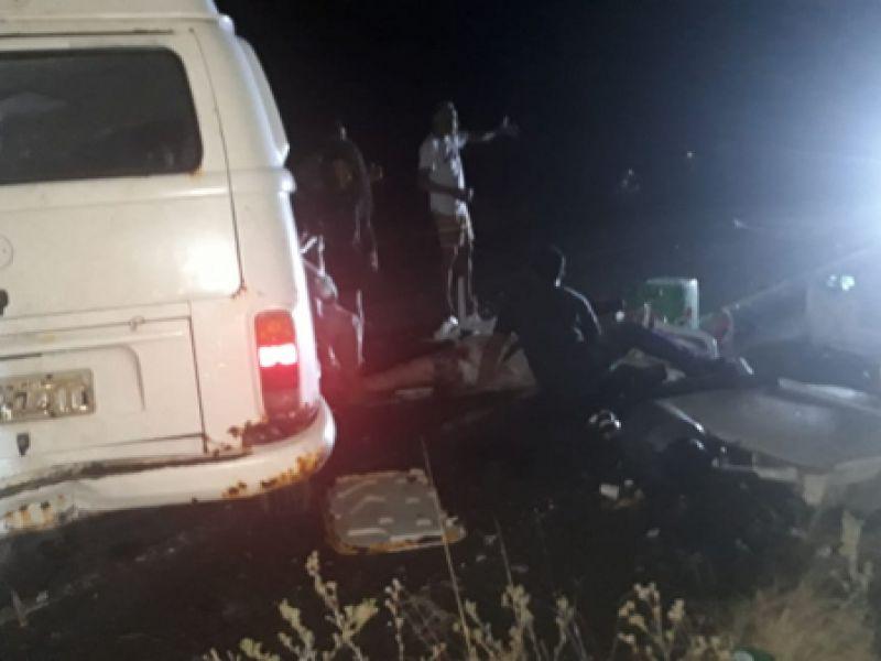 Grave acidente faz duas vítimas fatais e deixa cinco feridos em Piaçabuçu