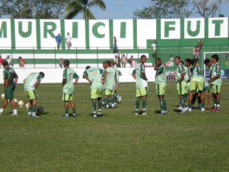 Líder Murici abrirá hoje, mais uma rodada do Alagoano