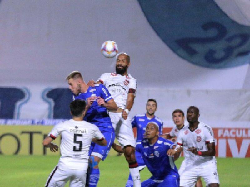 CSA e Brasil de Pelotas empatam na penúltima rodada da Série B