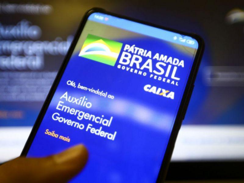 Projeto prorroga até abril pagamento do auxílio emergencial, no valor de R$ 600