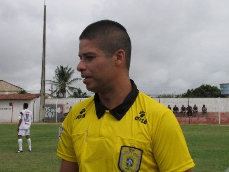 Definido os árbitros para a 7ª rodada do Alagoano