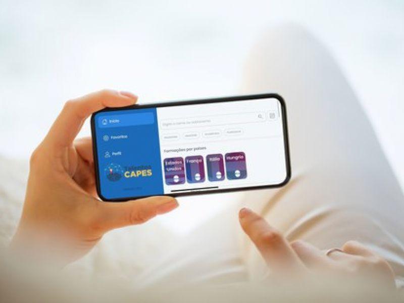 Aplicativo: Comunidade científica começa a usar app Talentos Capes