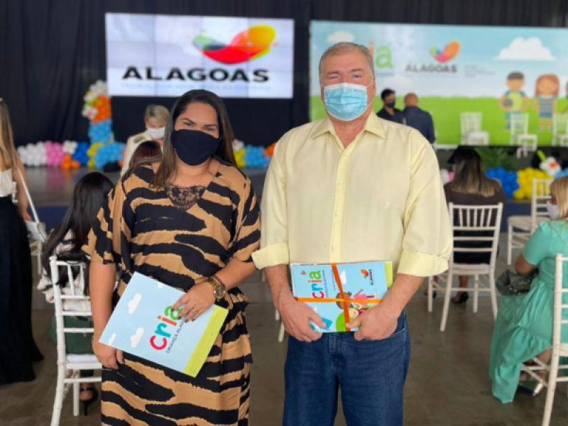 Piaçabuçu contemplará na 1ª etapa do Programa CRIA, 112 gestantes e nutrizes, que receberão 100 reais de auxilio financeiro