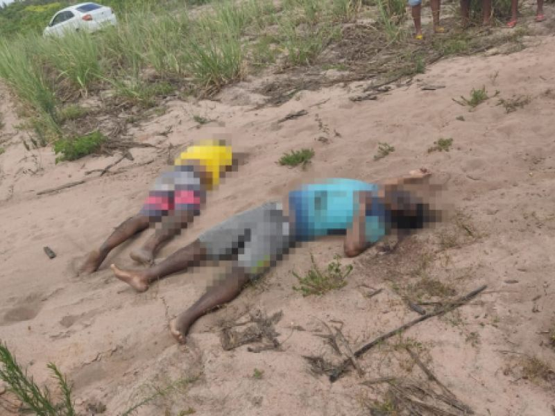 Irmãos raptados por encapuzados em Penedo são encontrados mortos