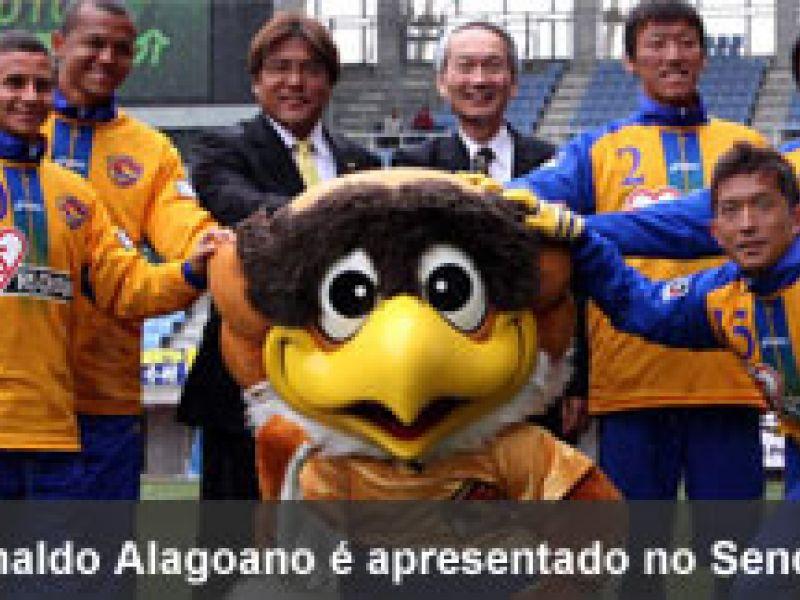 Atacante alagoano chega ao futebol japonês