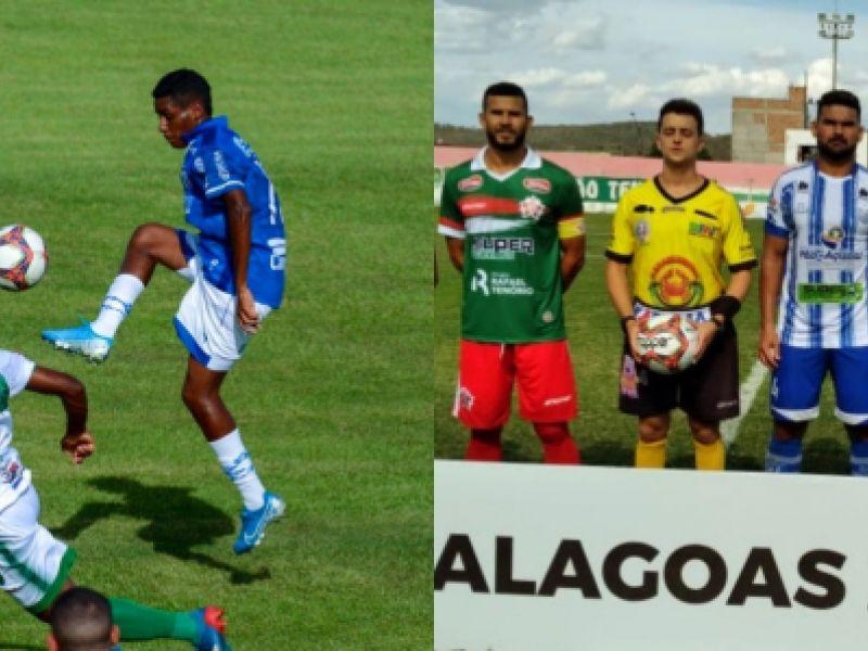Semifinais da Copa Alagoas 2021: ASA x Jaciobá e Coruripe x Aliança