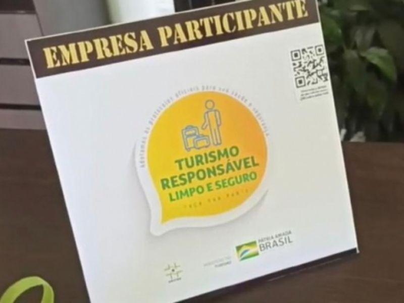 Viagens:  mais de 26 mil selos de Turismo Responsável foram distribuídos