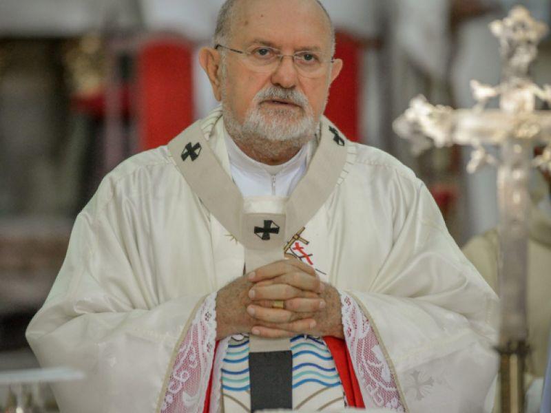 Arcebispo Metropolitano, Dom Antônio Muniz Fernandes permanece internado