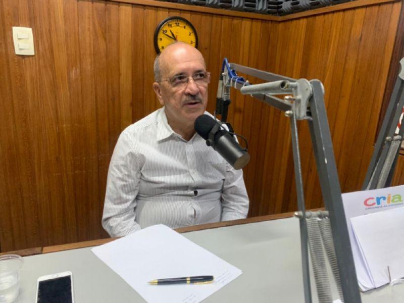 Áudio: Ronaldo Lopes faz balanço dos seus 50 primeiros dias à frente da prefeitura de Penedo
