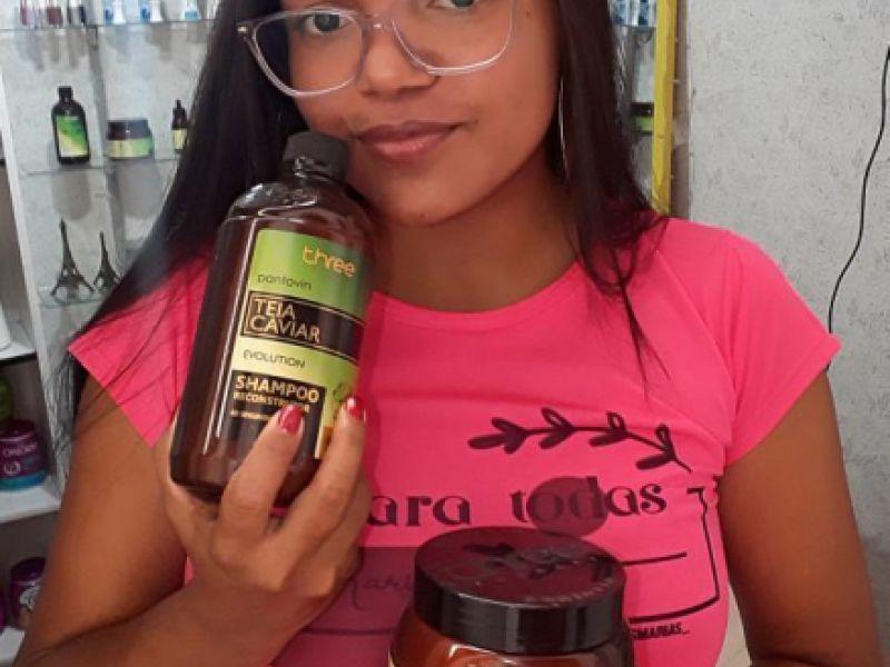 Empreendedorismo Juvenil: Jovem monta loja de produtos de beleza, e ganha o carinho  das Penedenses