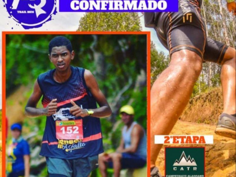 Penedense Alex Lemos será presença confirmada no 2º Campeonato de Trail Run