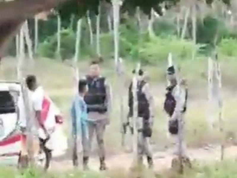 Policiais flagrados cometendo excessos durante abordagem em Piaçabuçu são afastados