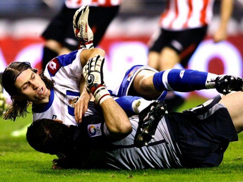 Lateral da Seleção sofre fratura exposta no tornozelo