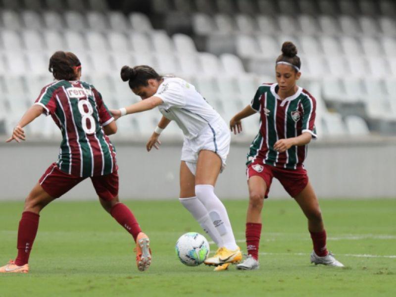 Fluminense vence o Santos e está na final do Brasileirão Feminino sub-18