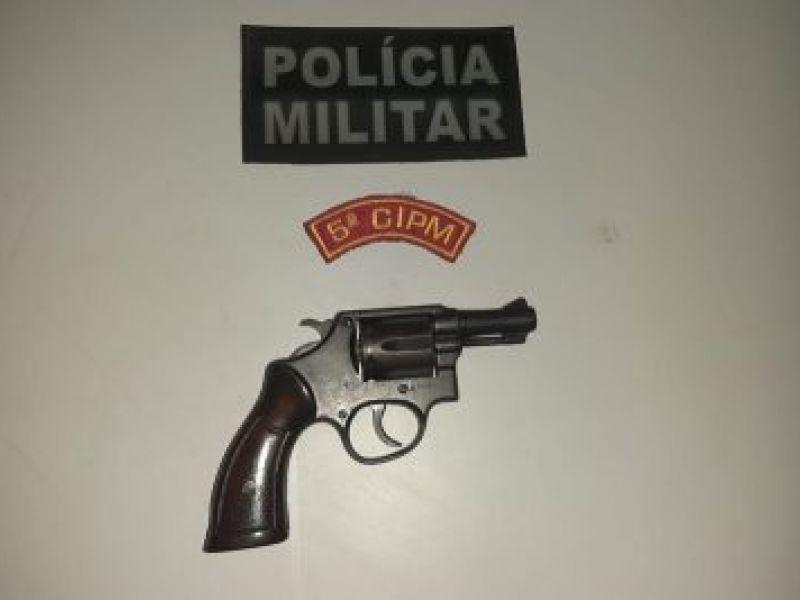Polícia apreende arma de fogo e evita possível homicídio em Neópolis-SE