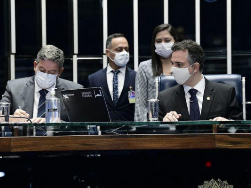 Congresso promulga emenda constitucional que garante volta do auxílio emergencial