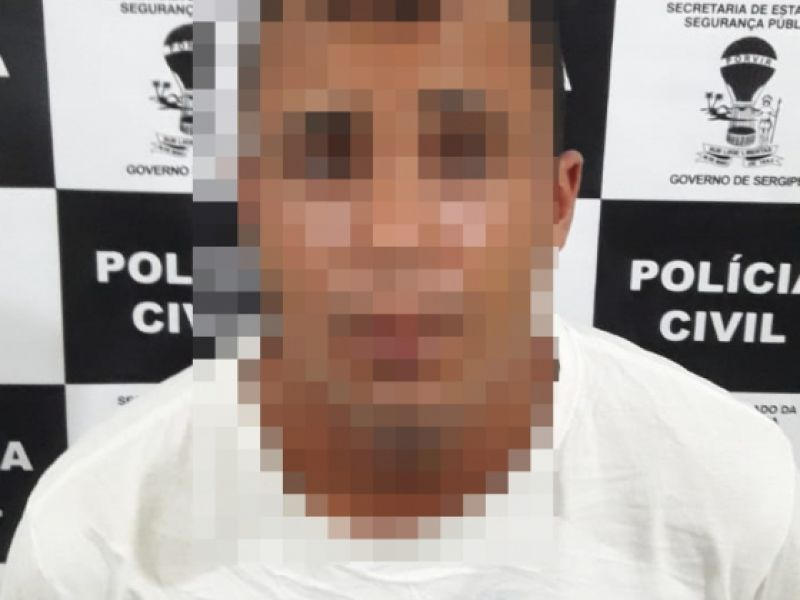 Polícia Civil prende suspeito de praticar diversos roubos em Neópolis-SE