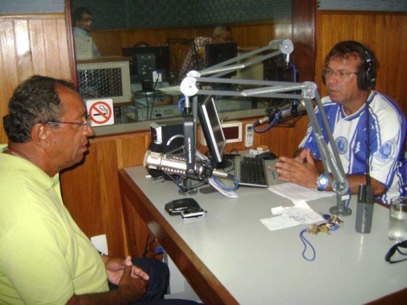 Resenha Esportiva estréia na Rádio Penedo FM