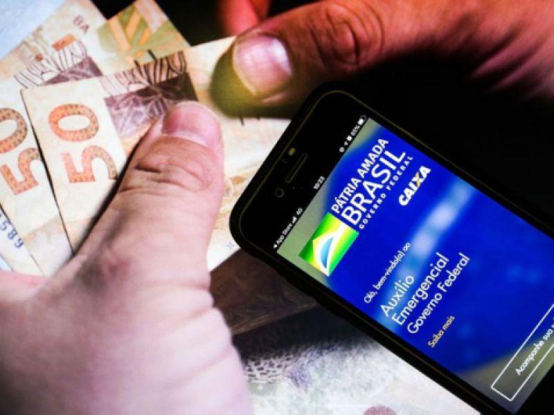 Auxílio: nova rodada do auxílio começa a ser paga na próxima semana