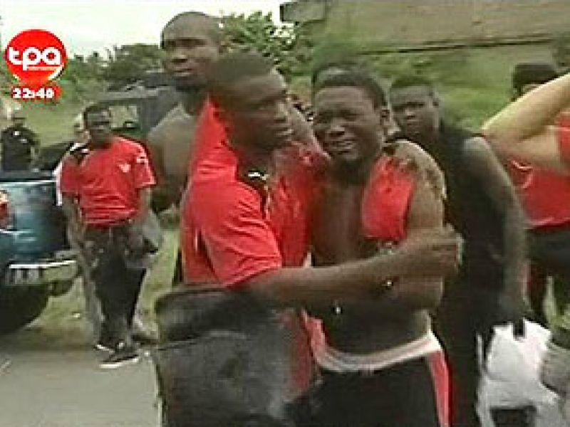 Seleção do Togo sofre atentado ao chegar em Angola