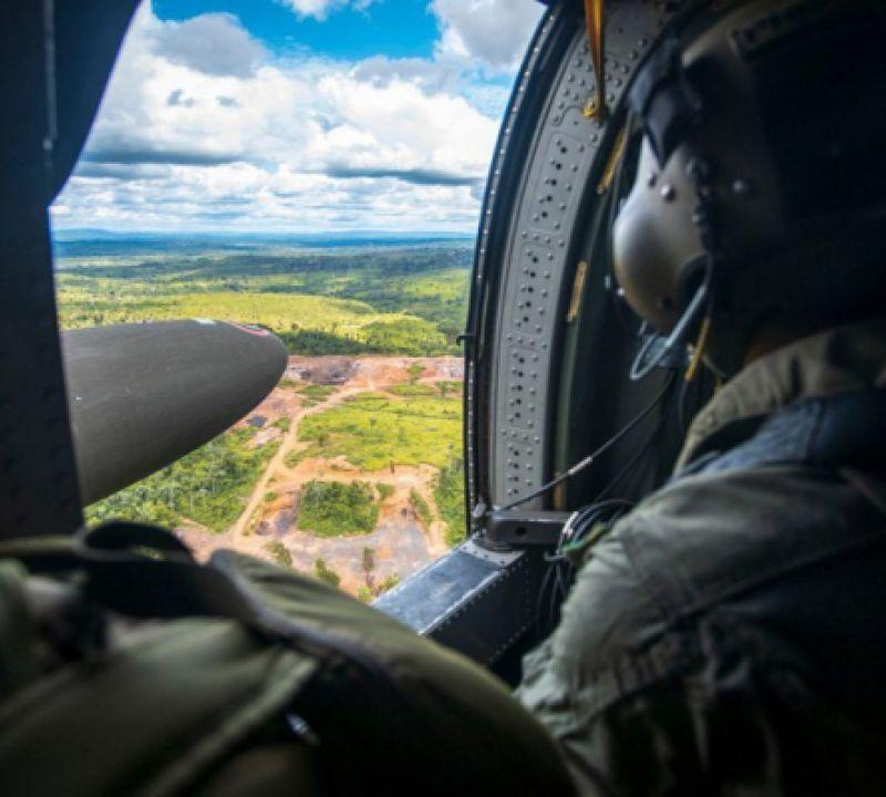 Operação verde Brasil 2: 11 meses reforçando o compromisso no combate a crimes ambientais