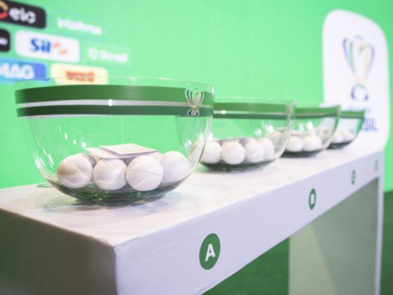 Copa do Brasil: conheça os classificados e os potes do sorteio da Terceira Fase