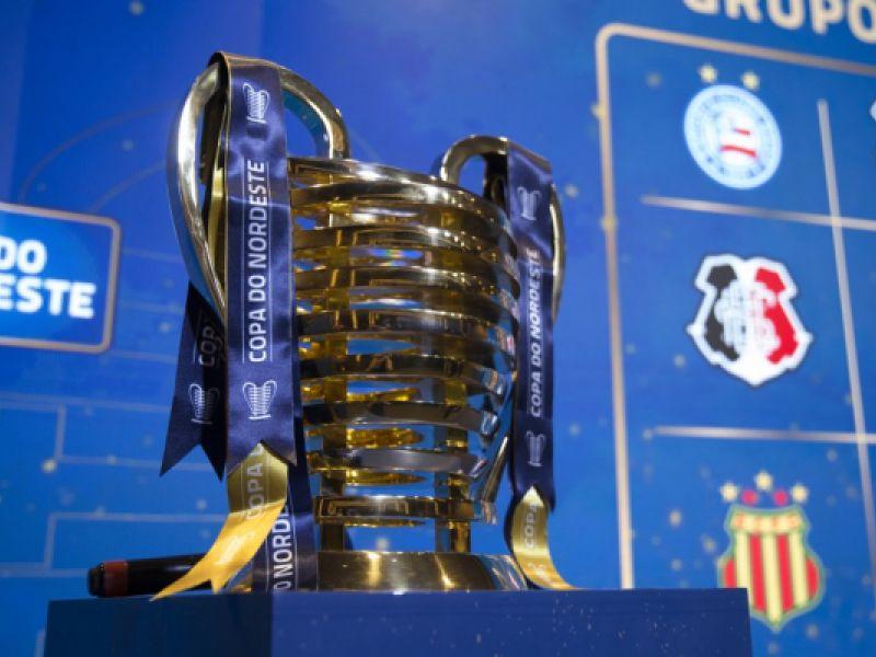 CBF define datas e semifinais da Copa do Nordeste 2021 serão em rodada dupla