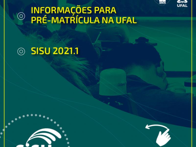 Classificados no Sisu estão convocados para pré-matrícula da Ufal
