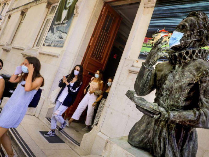 Lei determina  uso obrigatório de máscara em Alagoas, seu descumprimento leva a pagar multa de até R$505,98.