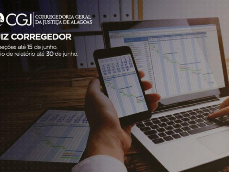 TJ/AL: corregedoria define prazos para inspeções nos cartórios extrajudiciais