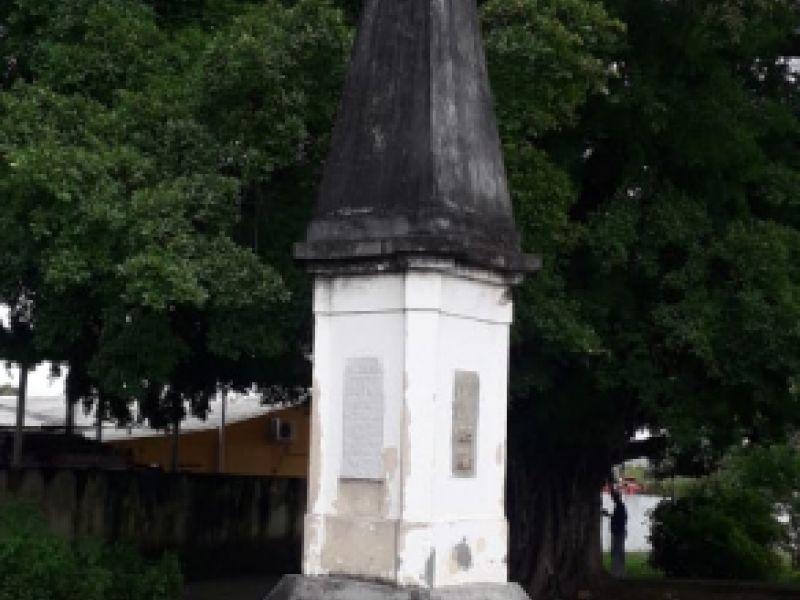 Monumento de grande significado histórico será recuperado e mudará de lugar em Penedo