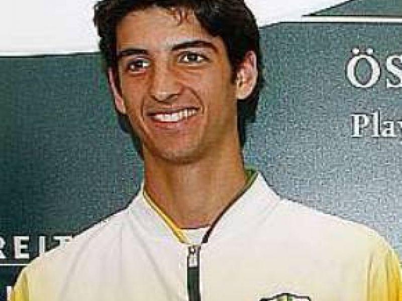 Tenista brasileiro vence em torneio na Austrália