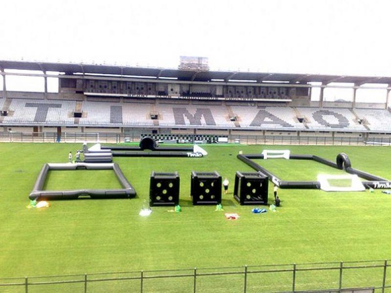 Roberto Carlos terá recepção de gala no Corinthians