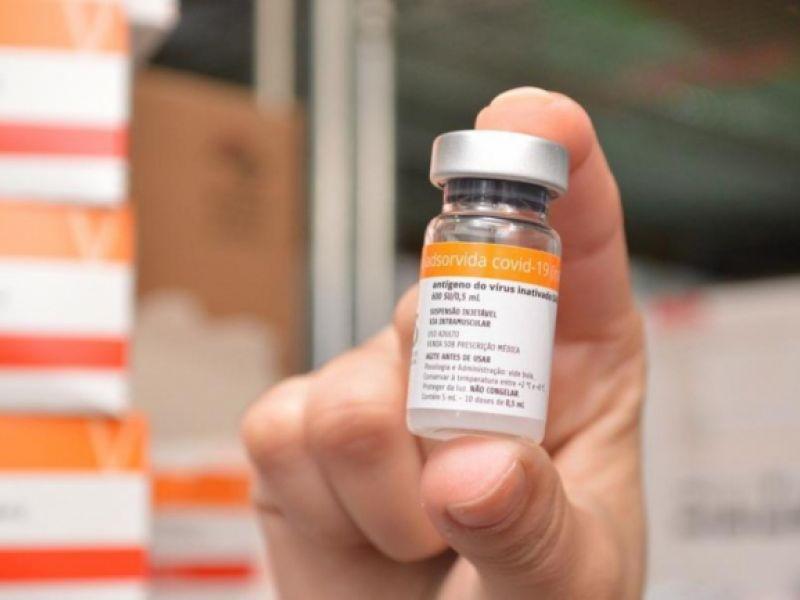 Covid-19: AL recebe mais 4.600 doses da CoronaVac para continuar aplicação da 2ª dose
